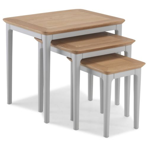 Stanton Grey 3 Nest of Tables
